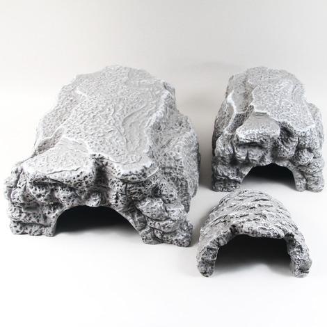 JBL Пещера для террариумных животных ReptilCava серая, в ассортименте