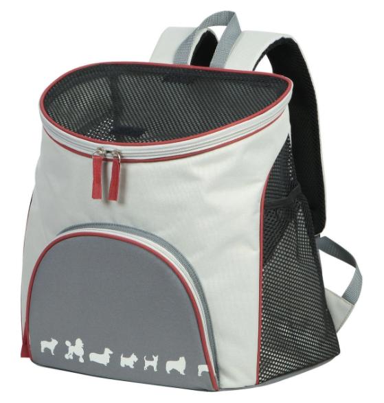 Нобби Переноска-рюкзак Jambi для собак и кошек 37*25*37 см, Nobby