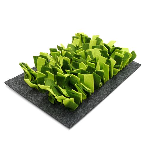 Роузвуд Игрушка для грызунов Коврик для лакомств 29,5*20 см чёрно-зелёный, Rosewood