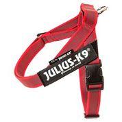 Джулиус К9 Шлейка для собак ремни Color end Gray IDC, красная, в ассортименте, JULIUS-K9