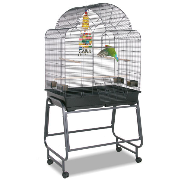 Монтана Клетка для птиц Memphis III на подставке 84*48*99/162 см, в ассортименте, Montana