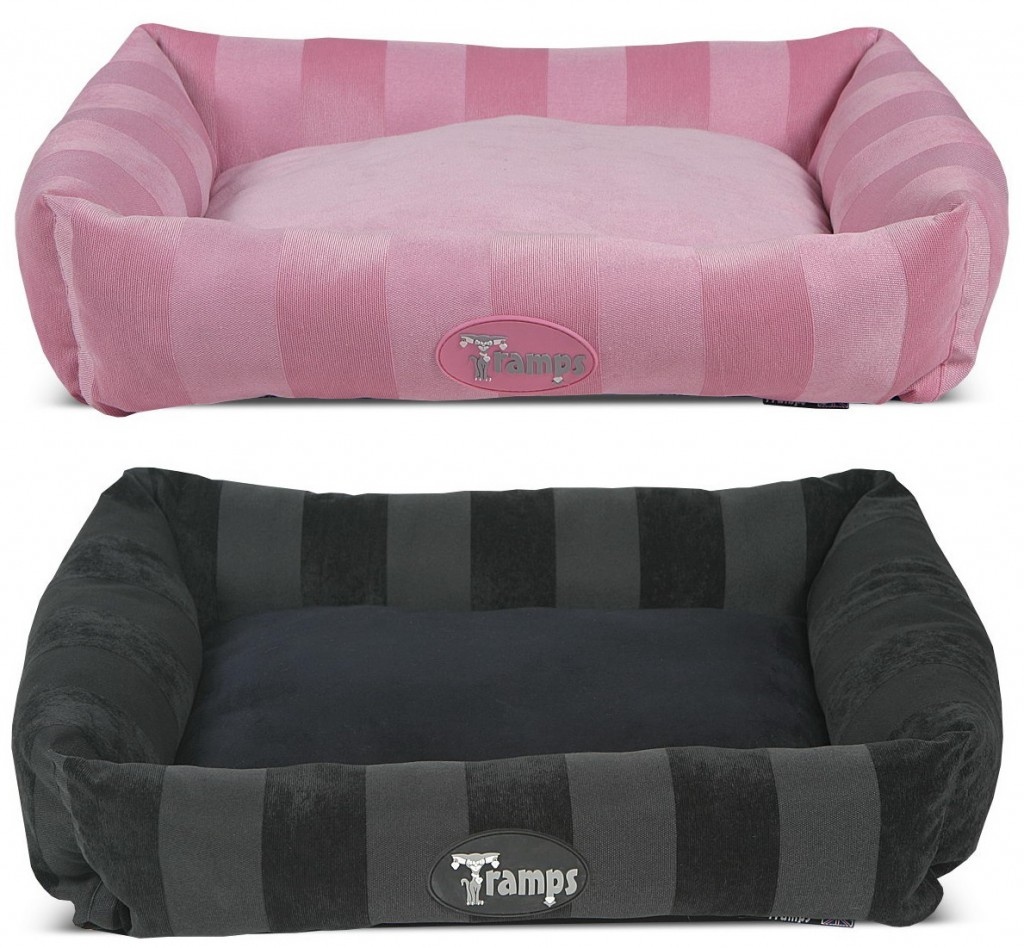 Скрафс Лежак с бортиками Aristocat Lounger 58*40*11 см, в ассортименте, Scruffs