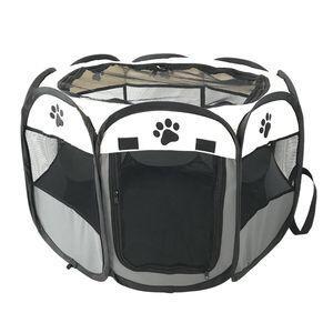 Доглэнд Вольер-тент Лапка серый для собак и кошек, в ассортименте, Dog Land