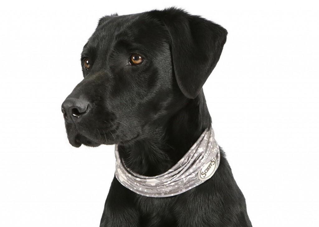 Скрафс Повязка для собак на шею с пропиткой от блох и клещей Insect Shield Dog Snood в ассортименте, Scruffs