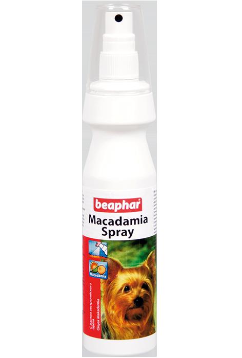 Беафар Спрей Macadamia Spray для длинношерстных собак, 150 мл, Beaphar