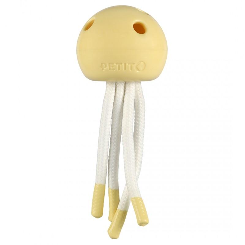 Петит Игрушка для щенков Milo, 7*18 см, в ассортименте, TRE-резина/хлопок, Petit
