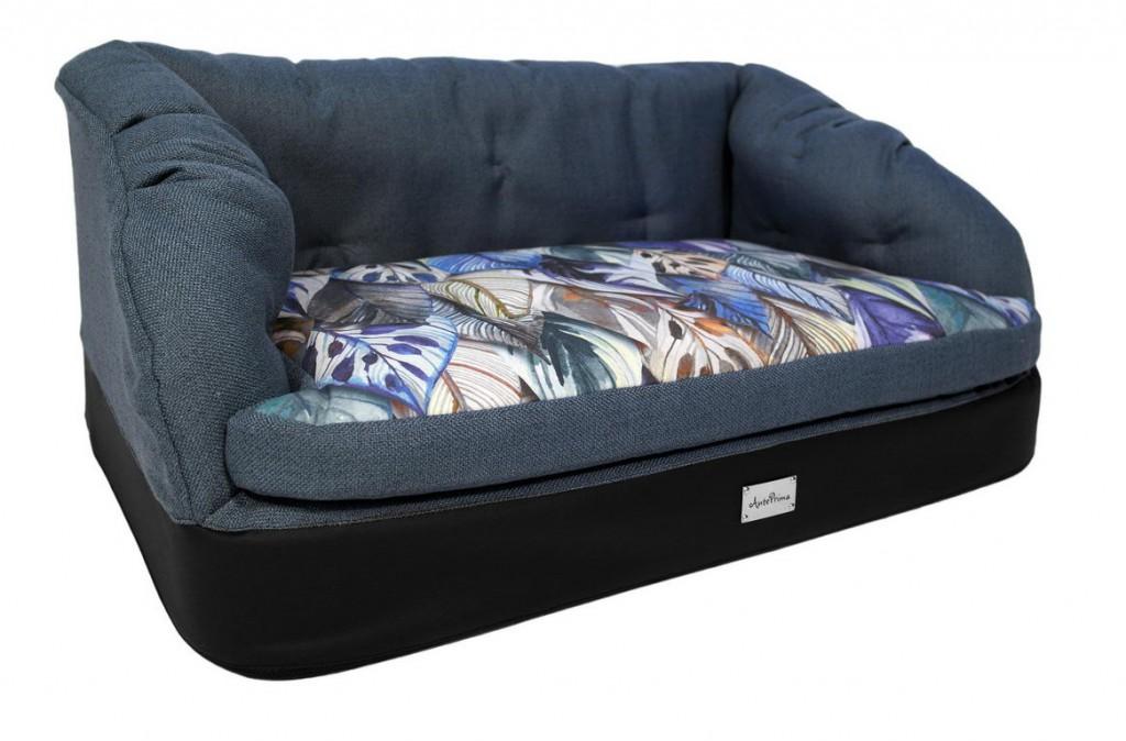 АнтеПрима Лежак-диван для животных Francine, в ассортименте, синий, AntePrima