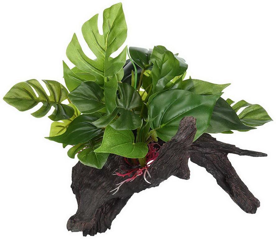 Лаки Рептайл Декоративная коряга для террариума лесная Forest Wood Premium, 37*25,5*27 см, Lucky Reptile