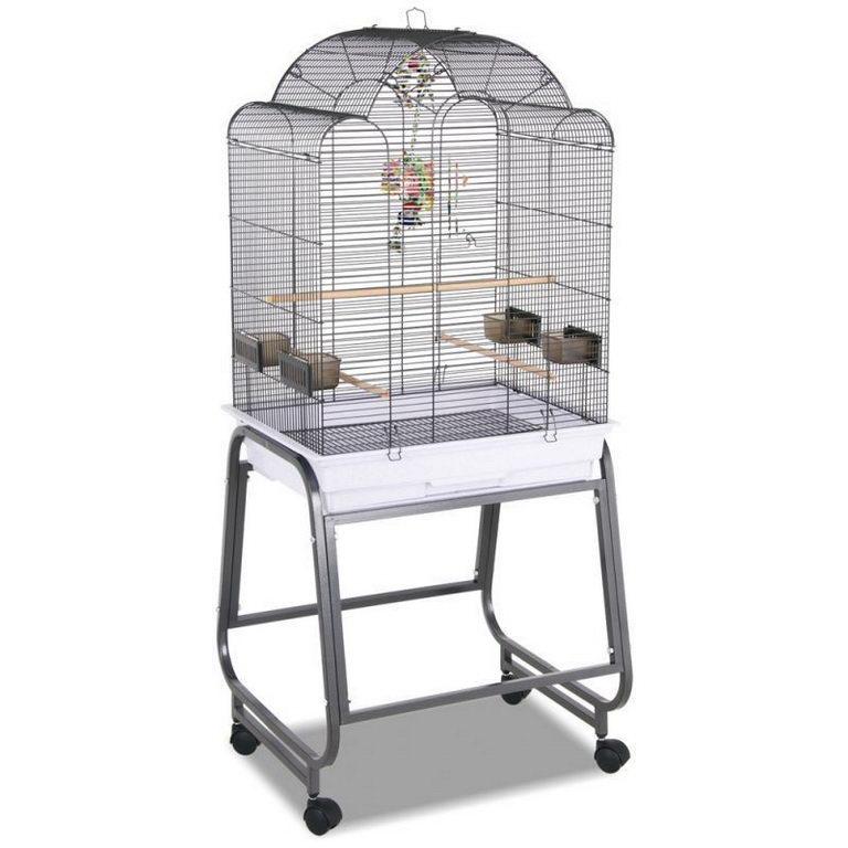 Монтана Клетка для птиц Memphis I Antik на подставке 56*43*82/140 см, Montana