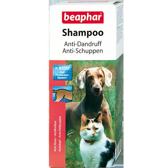 Беафар Шампунь против перхоти для кошек и собак, 200 мл , Beaphar