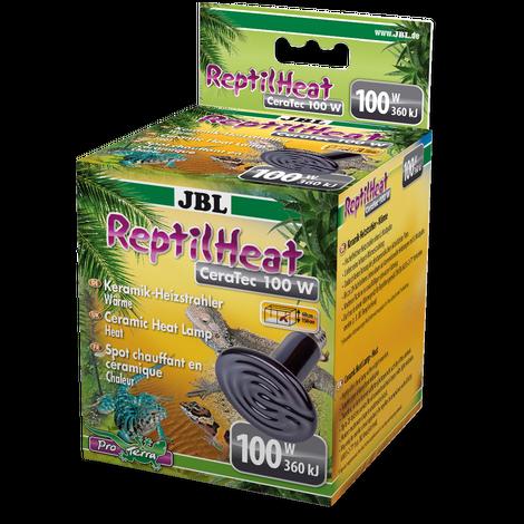 JBL Керамический нагреватель ReptilHeat для террариумов, в ассортименте