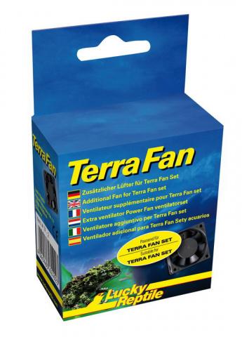 Лаки Рептайл Вентилятор-мини дополнительный Terra Fan Mini для циркуляции воздуха, Lucky Reptile