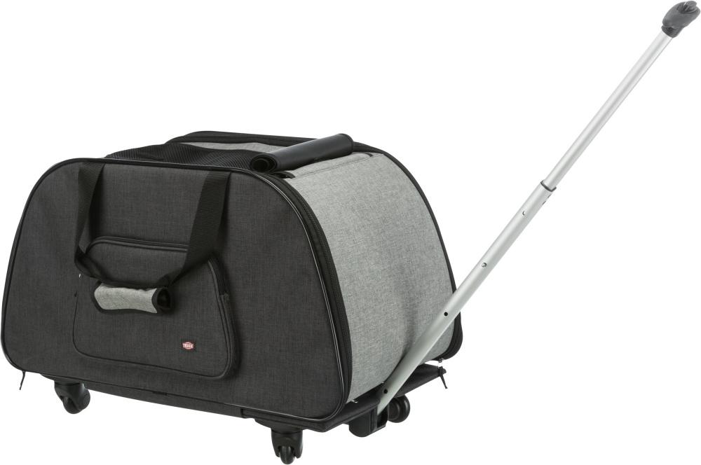 Трикси Транспортная сумка-тележка на колесах, 67*34*43 см см, Trixie