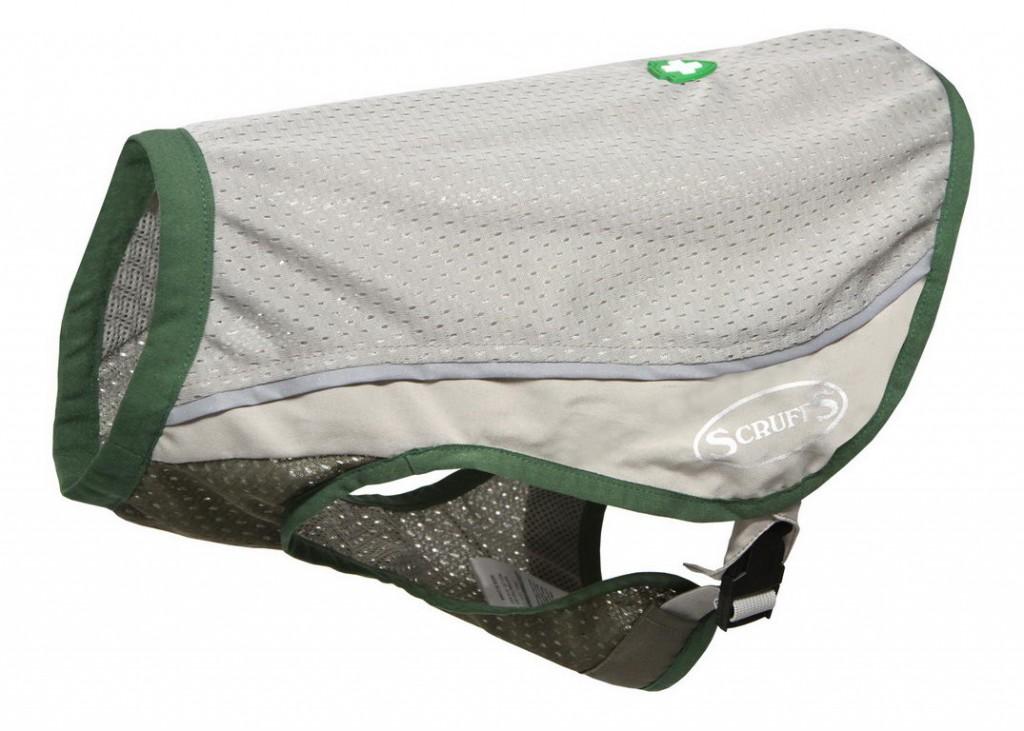 Скрафс Защитный жилет с пропиткой от блох и клещей для собак Insect Shield Dog Vest в ассортименте, Scruffs