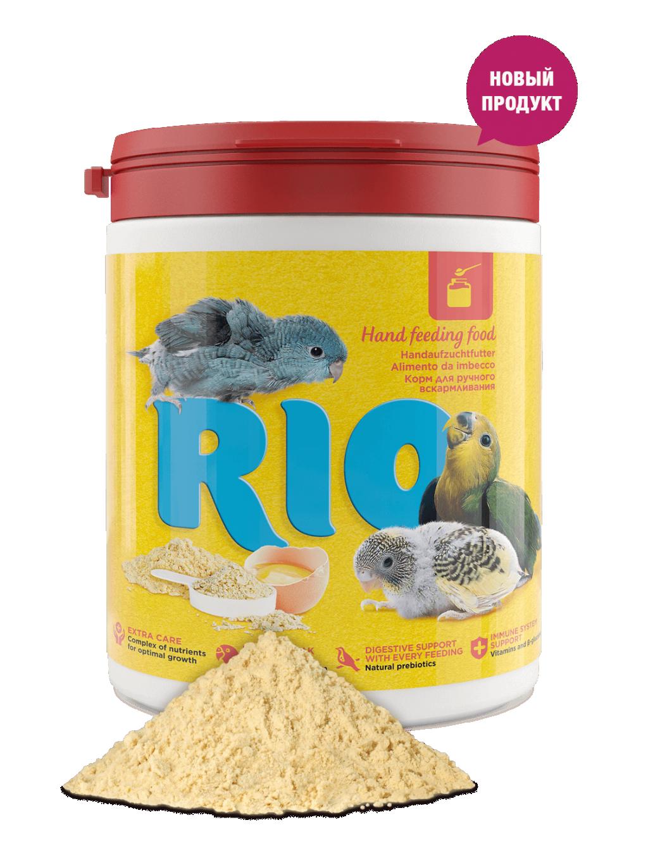 Рио Корм для ручного вскармливания всех видов птенцов, 400 г, Rio