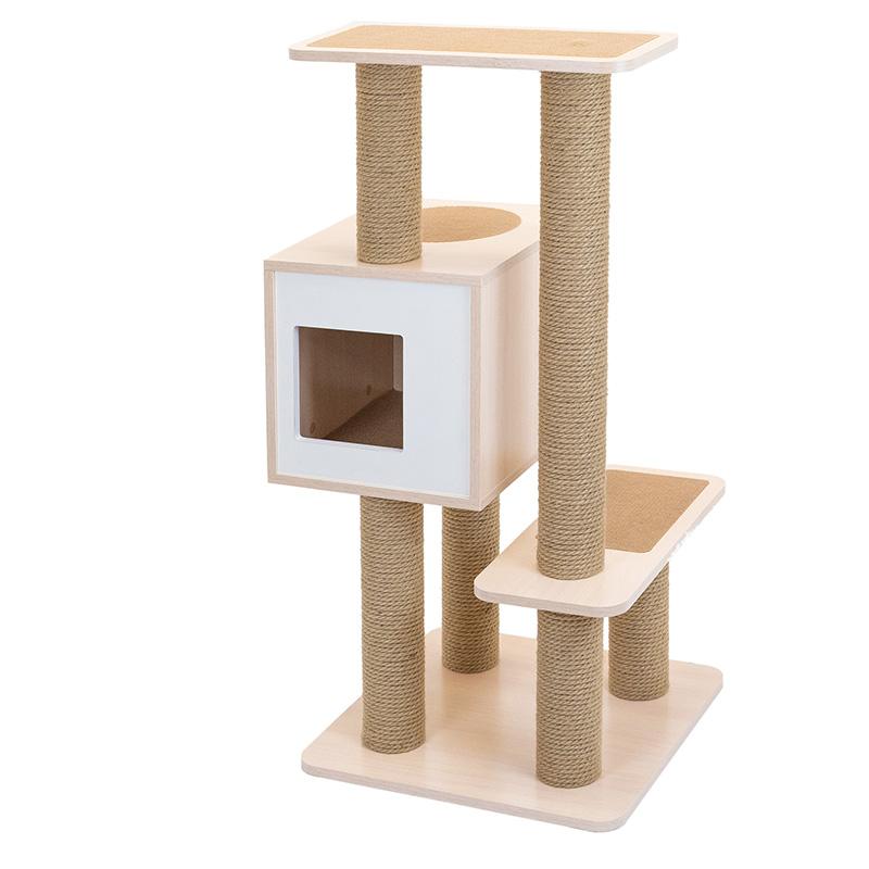 Триол Игровая площадка для кошек Студия 52*58*100 см Triol