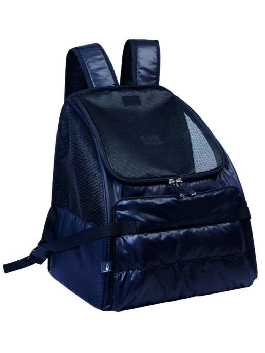 Нобби Переноска-рюкзак MALTA для собак и кошек 35*22*40 см черный, Nobby