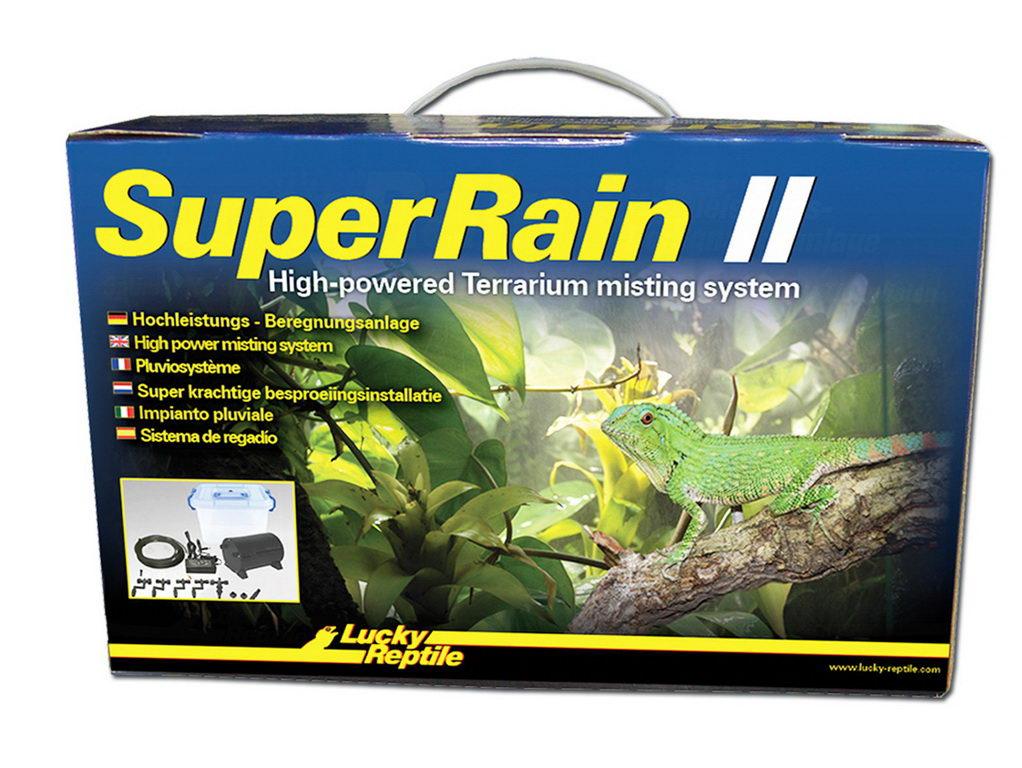 Лаки Рептайл Система увлажнения Super Rain II для террариумов, Lucky Reptile