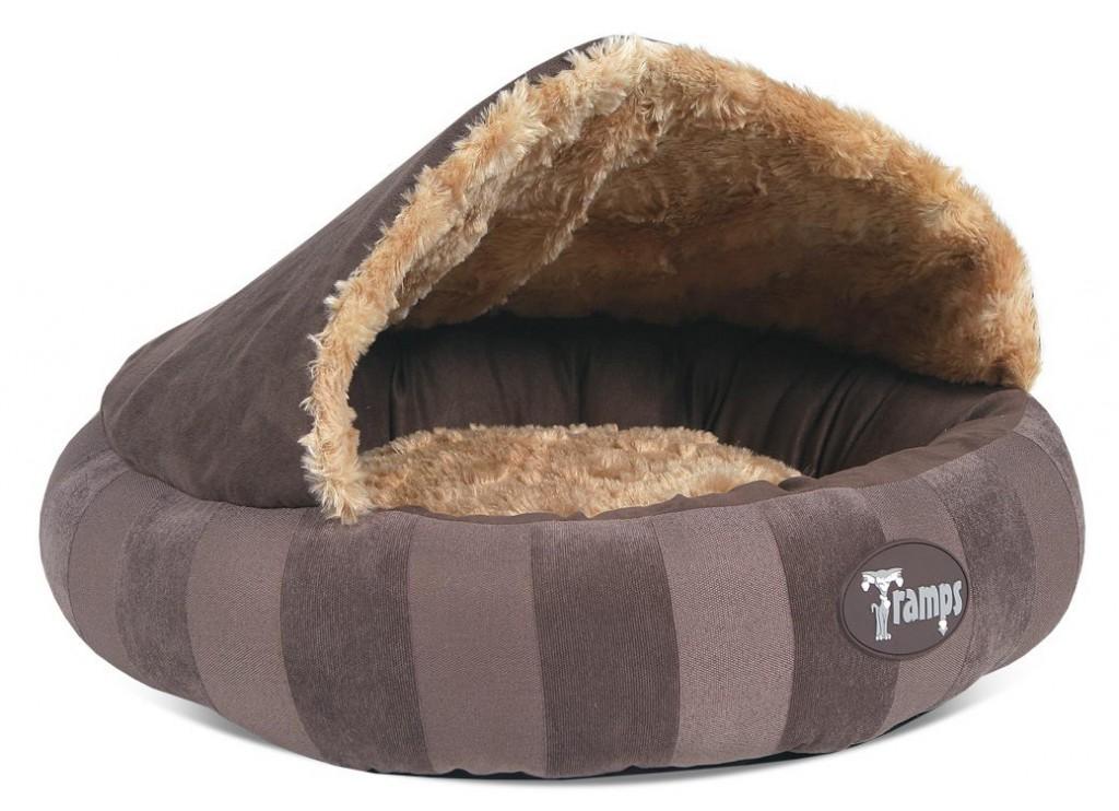 Скрафс Лежак с крышей Aristocat Dome Bed 45*12 см, в ассортименте, Scruffs