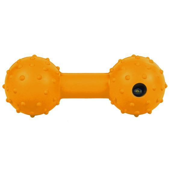 Трикси Гантель резиновая с колокольчиком внутри, 12,5 см, Trixie