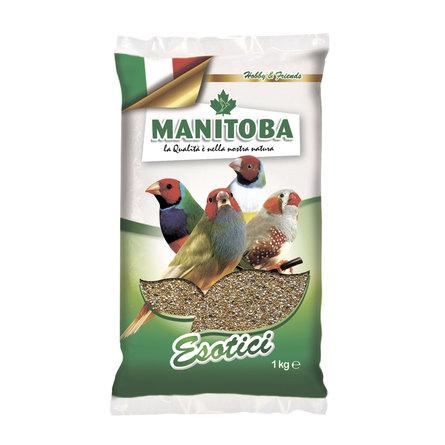 Манитоба Корм премиум-класса для экзотических птиц 1 кг, Manitoba