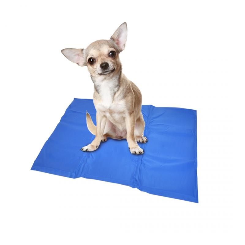 Дуво+ Охлаждающий коврик для животных, в ассортименте, синий, Duvo+