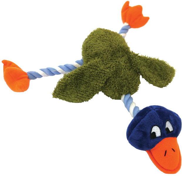 Роузвуд Игрушка для собак Mr Twister в ассортименте, полиэстер/хлопок, Rosewood