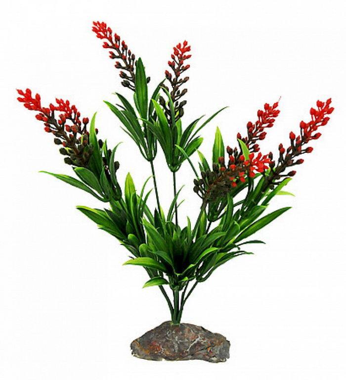 Лаки Рептайл Декоративное растение Borneo Grass для террариумов, 30 см, Lucky Reptile