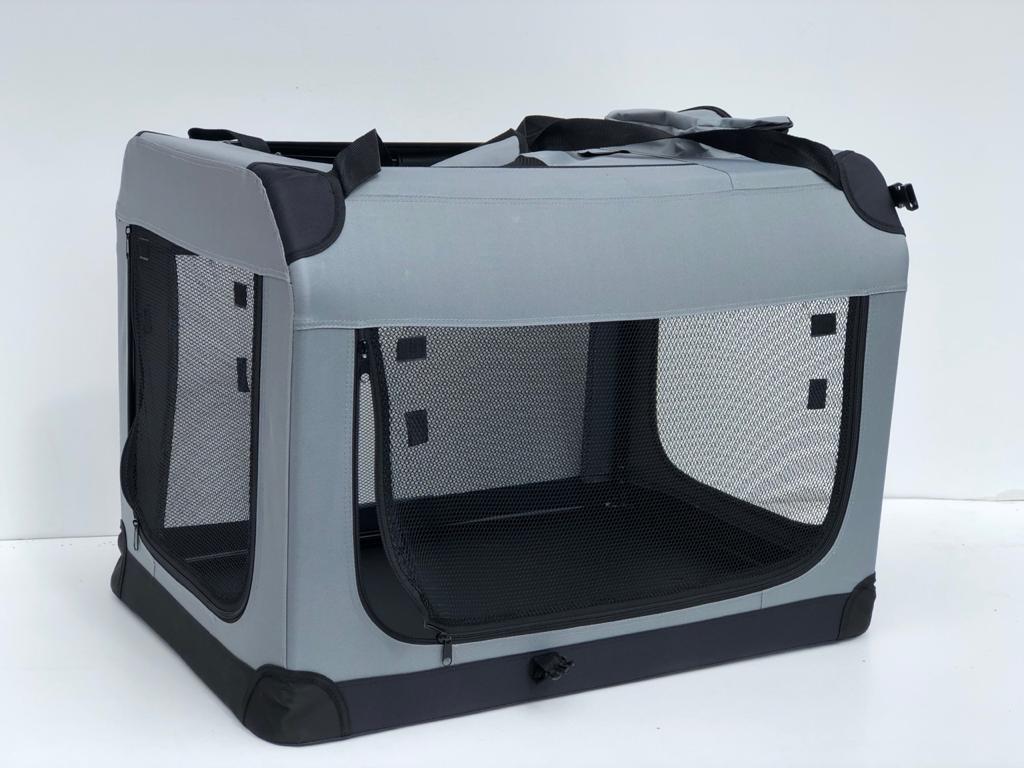 Доглэнд Дом-тент (сумка-переноска) Лапка для собак и кошек, в ассортименте, Dog Land