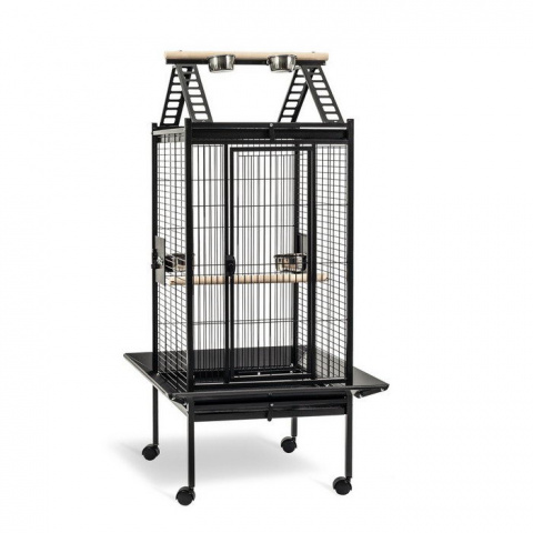 Вольтрега Клетка для средних птиц, 76,5*76,5*151 см, Voltrega