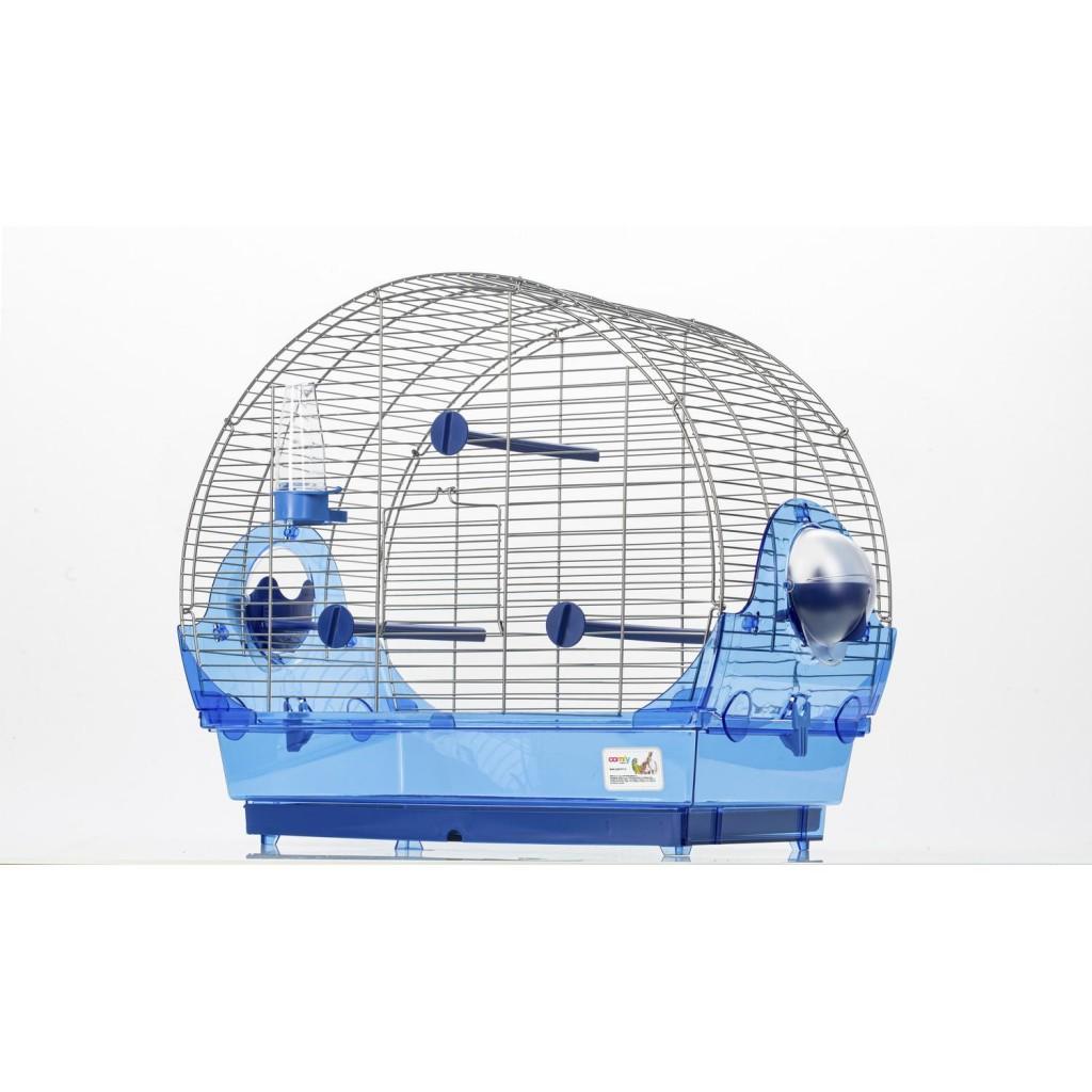 Комфи Клетка для птиц ARCO с защитой от мусора в ассортименте, Comfy