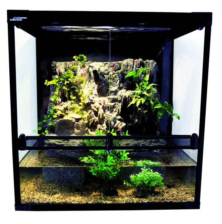 Лаки Рептайл Палюдариум-флорариум Aqua-Tarrium, 73,5*55*75 см, в ассортименте, Lucky Reptile