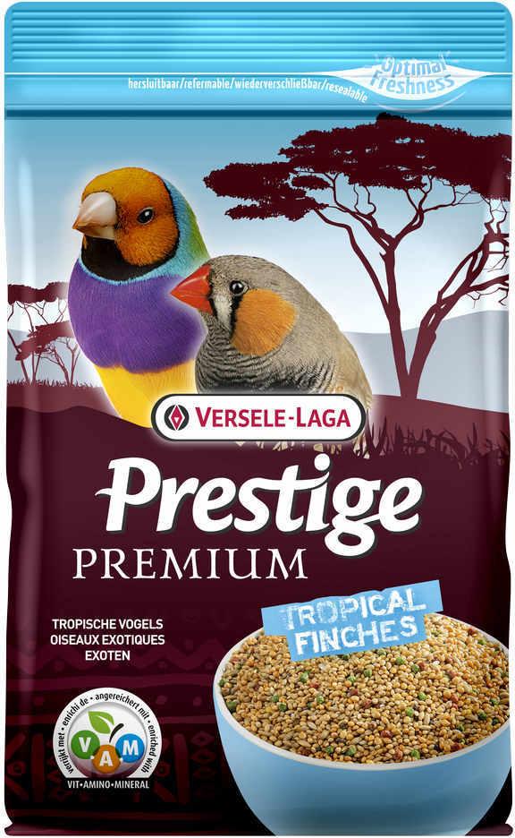 Верселе Лага Корм Tropical Finches Престиж ПРЕМИУМ для амадин и прочих экзотических птиц, 800 г, Versele-Laga