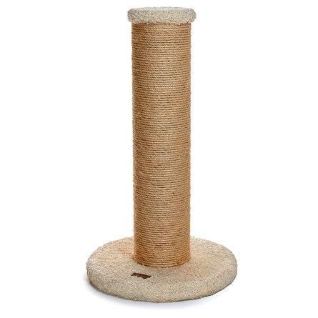 Сайвал Столб-когтеточка Oland для кошек 45*82 см в ассортименте, ковролин/сизаль, Saival
