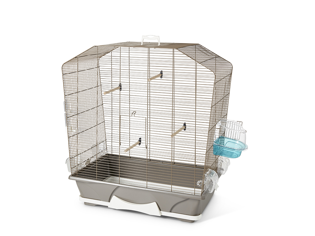 Савик Клетка Camille 50 бежевая для птиц 71,5*38,5*73,5 см Savic