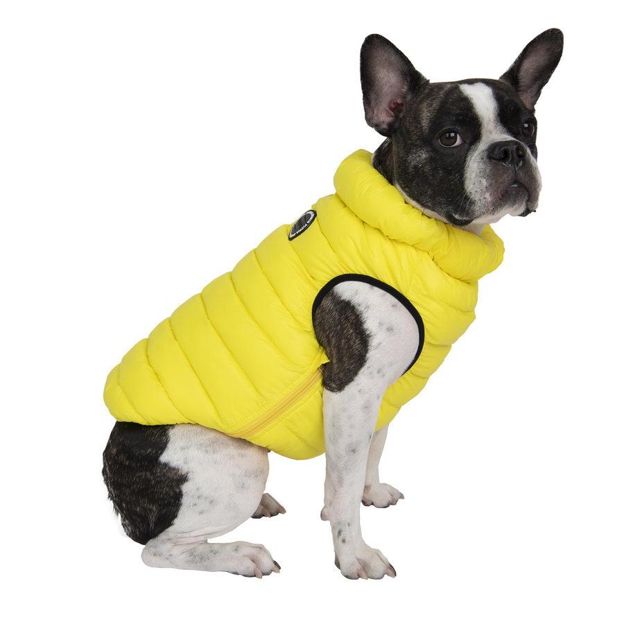 Паппи Жилет сверхлегкий Ultra Light Vest B желтый, в ассортименте, Puppia