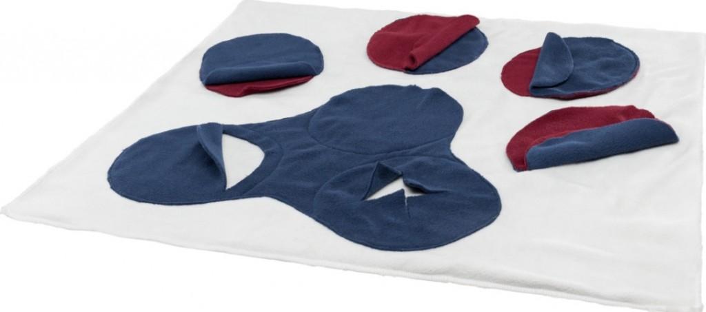 Трикси Игровой нюхательный коврик Dog Activity для поиска лакомств, 70*70 см, Trixie