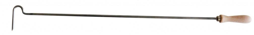 Лаки Рептайл Крюк Hook с деревянной ручкой для обращения со змеями, в ассортименте, Lucky Reptile