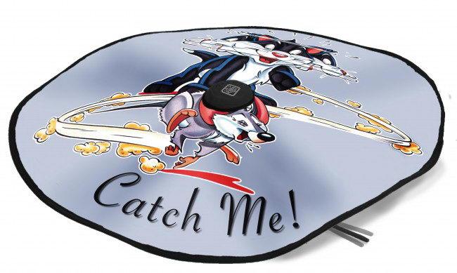 Эби Игрушка для кошек интерактивная Поймай меня, в ассортименте, 60 см, Europet Bernina International