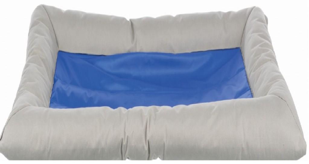 Трикси Лежак охлаждающий Cool Dreamer, серый/синий, в ассортименте, Trixie