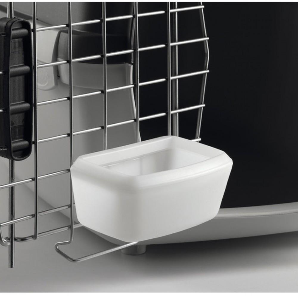 Стефанпласт Поилка-миска Water basin пластиковая, в ассортименте, Stefanplast
