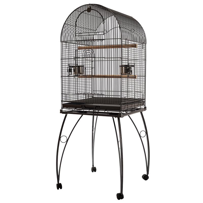 Триол Клетка-вольер для SY230 средних и крупных птиц 58*58*163 см Triol