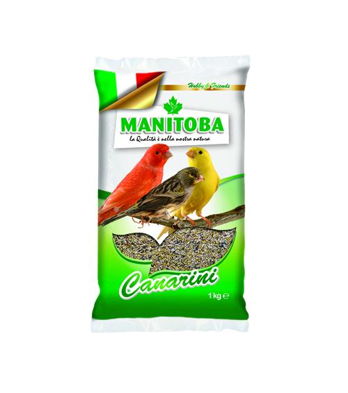 Манитоба Корм премиум-класса для волнистых попугаев 1 кг, Manitoba