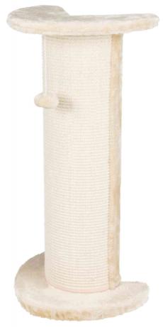 Трикси Угловая когтеточка-тумба для кошек Lorca, 37*27 см, высота 75 см, Trixie