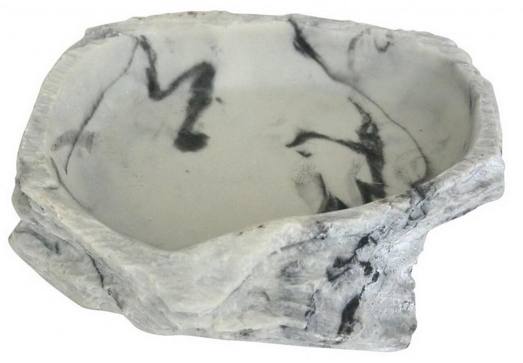 Лаки Рептайл Кормушка-поилка для рептилий Granite, в ассортименте, Lucky Reptile