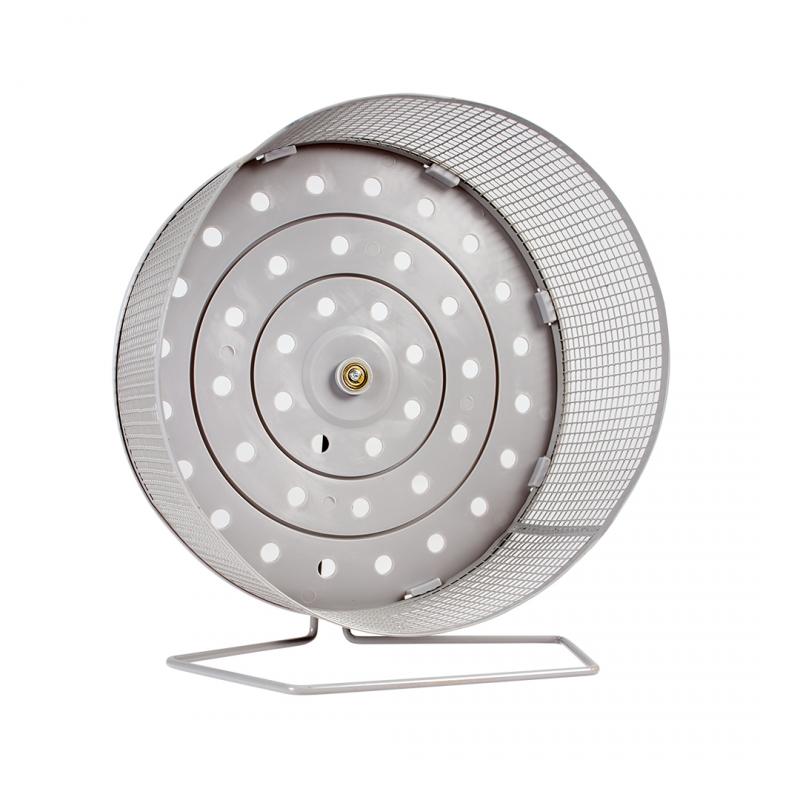 Дуво+ Металлическое беговое колесо с мелкой сеткой, в ассортименте, DUVO+