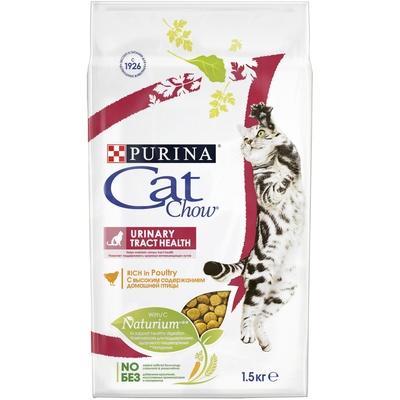 Кэт Чау Корм Urinary Tract Health Special Care для кошек при МКБ в ассортименте, Cat Chow Purina