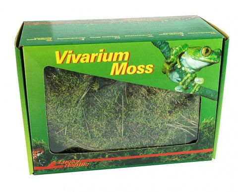 Лаки Рептил Натуральный мох Vivarium, 150 г, Lucky Reptile