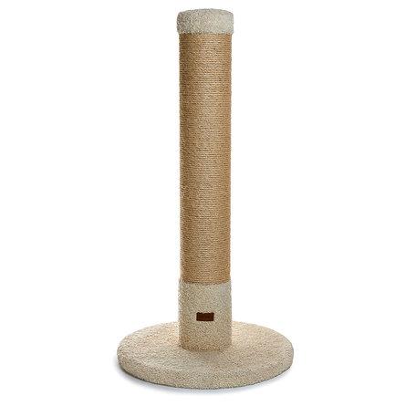 Сайвал Столб-когтеточка Oland BIG для кошек 60*120 см в ассортименте, ковролин/сизаль, Saival