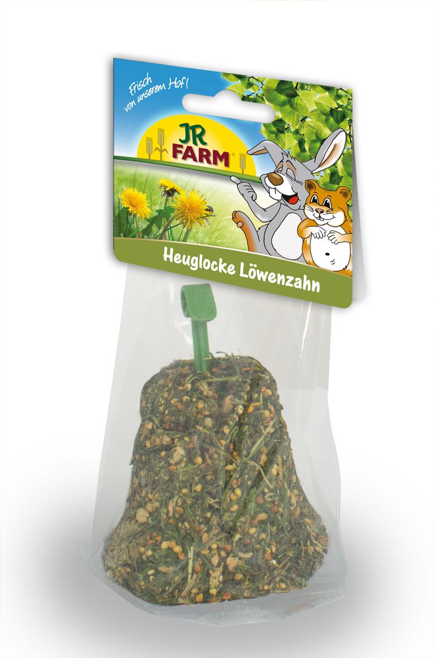 JR Farm Колокольчик с одуванчиком лакомство для всех видов грызунов, 9*18 см